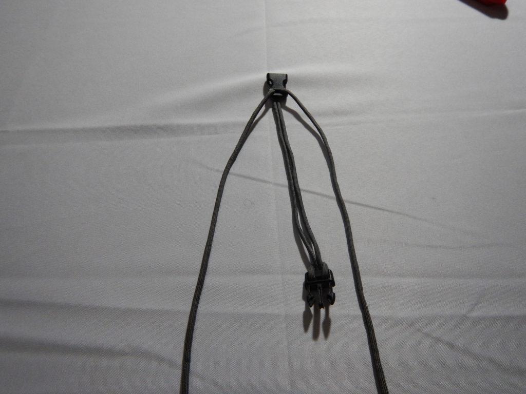 Paracord Bracelet Cobra