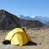 nepal survival tent