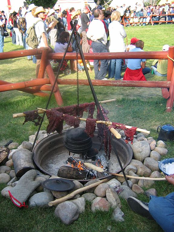 preparing pemmican