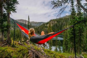 woman in hammock hammocks vs tents   score survival  rh   scoresurvival